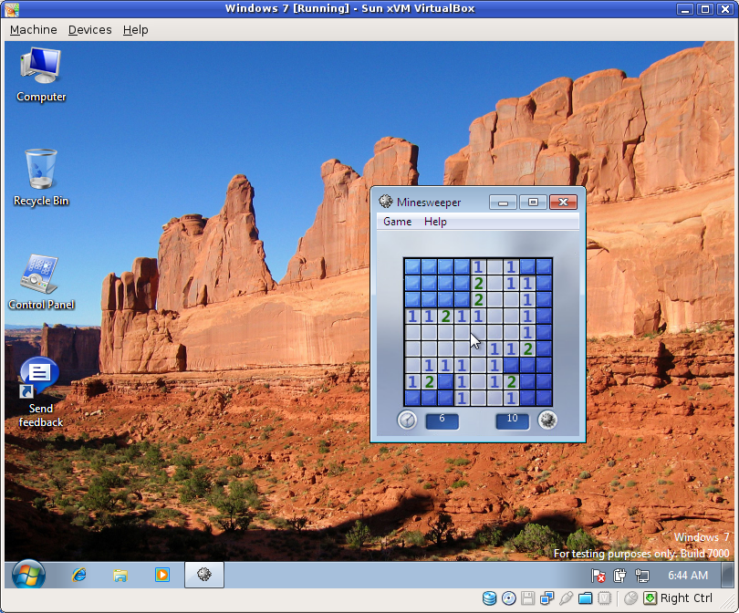 All-new Minesweeper